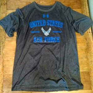 Under Armour US Air Force Tee